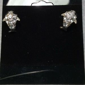 Jewelry - New Sweet Dolphin Stud Earrings